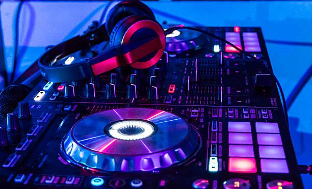 HOME DJ CONSOLE