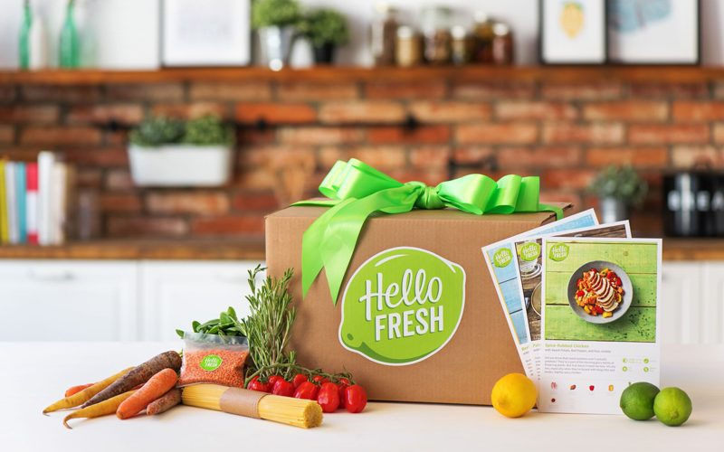 The Hello Fresh Nutrition Diaries