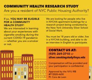 Community Research Study